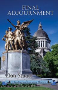 Final Adjournment: A Washington Statehouse Mystery by Don Stuart